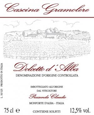 Dolcetto d'Alba | Casciana Gramolere