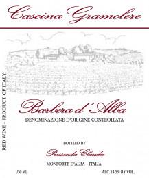 D.O.C. Barbera d'Alba 2007