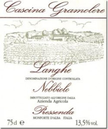 Langhe Nebbiolo D.O.C. 2009