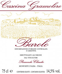Barolo DOCG 2013