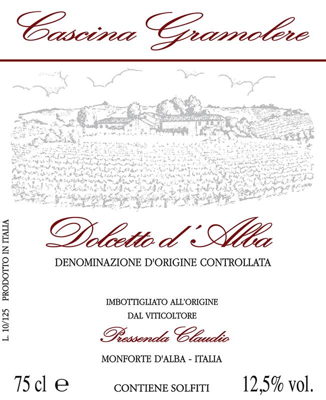Dolcetto d'Alba | Cascina Gramolere