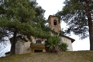 La chiesetta dell'Assunta