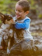 Poesie Contadine: I due cuccioli