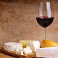 I miei vini abbinati ai formaggi